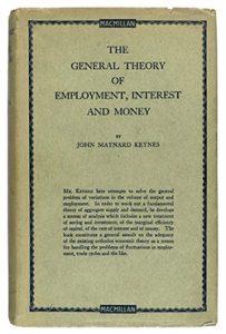 John Maynard Keynes General Theory of Employment